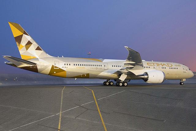 Úgy tűnik, az Etihad Airways festésváltását nemsokára az Alitalia követheti. (Fotó: Etihad Airways)   © AIRportal.hu