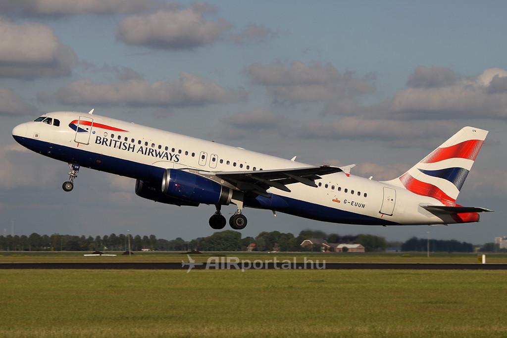 A British Airways repülőgépe. (Fotó: AIRportal.hu)   © AIRportal.hu