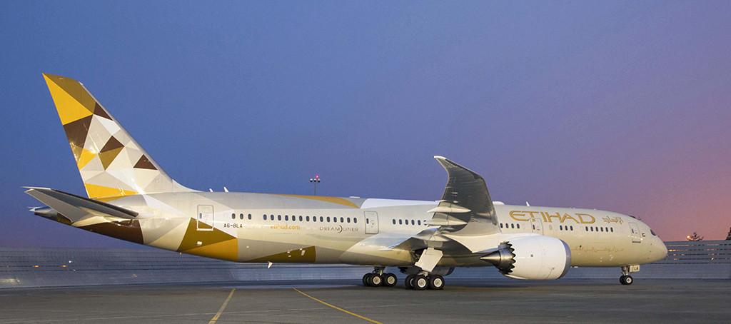 Az Etihad idén állította forgalomba a Boeing 787-9-est. (Fotó: Boeing Company) | © AIRportal.hu