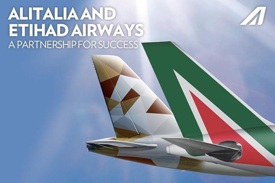 Etihad és Alitalia vezérsíkok együtt. Ha sikerül, nagyot fejlődhet az Alitalia. (Fotó: Etihad Airways) | © AIRportal.hu