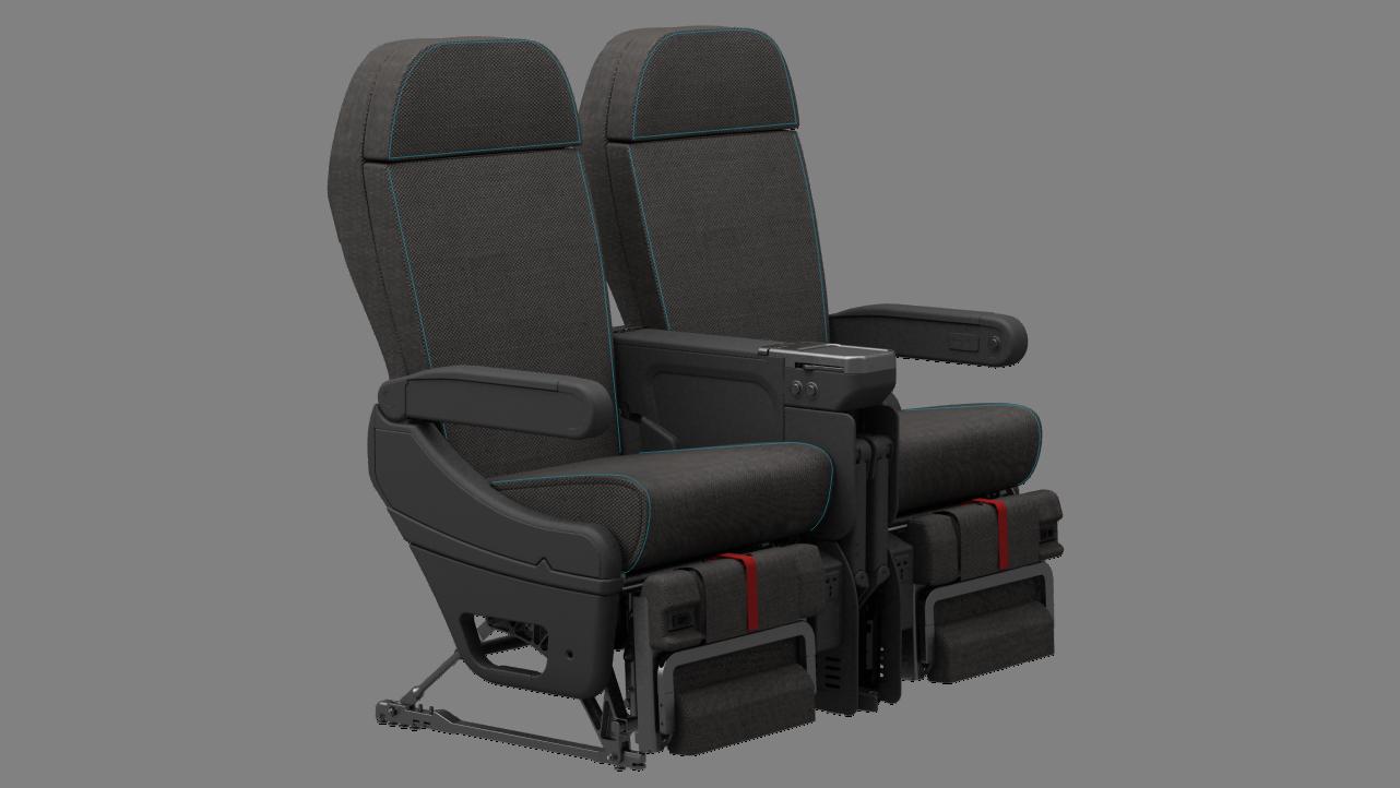 A SAS Plus ülések. (Fotó: SAS)   © AIRportal.hu