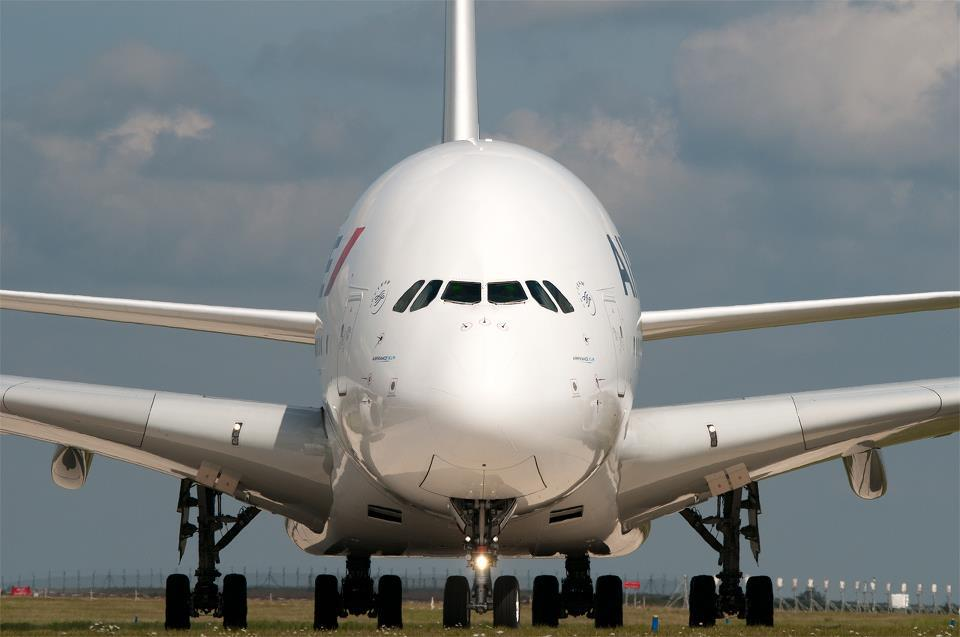 Az Airbus A380-800-as a jelenleg legnagyobb utasszállító típus a piacon. (Fotó: Air France) | © AIRportal.hu