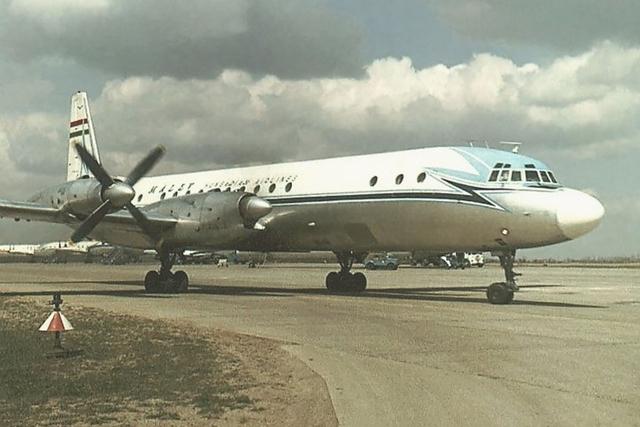 Malév Il-18 korabeli feriheyi fényképen. (Fotó: Malév - archív) | © AIRportal.hu