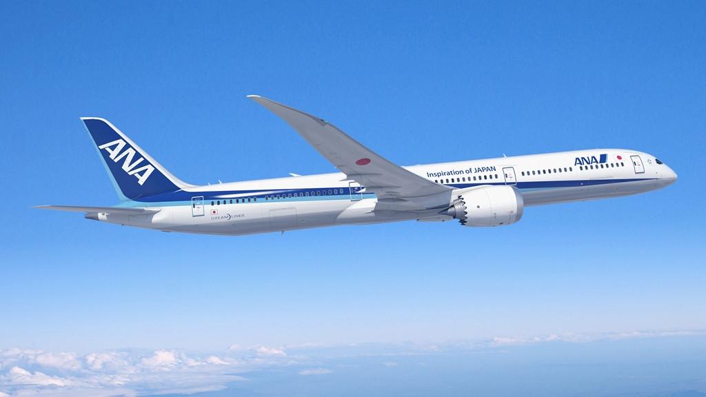 Boeing 787-10 ANA festésben. (Fotó: Boeing Company) | © AIRportal.hu