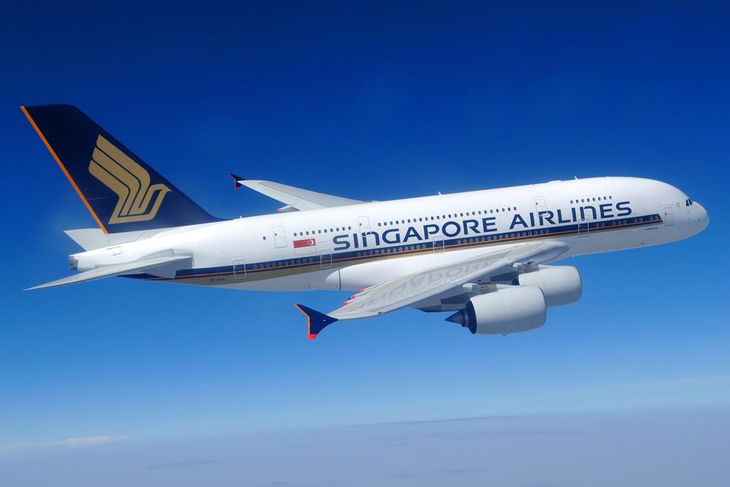 Singapore Airlines Airbus A380-800-as. (Fotó: Airbus) | © AIRportal.hu
