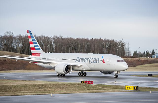 Az American Airlines január 23-án vette át az első Boeing 787-8-as gépét. (Fotó: Boeing Company) | © AIRportal.hu
