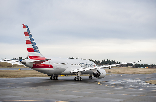 Összesen 42 darab Boeing 787-esre van érvényes rendelése az American Airlinesnak. (Fotó: Boeing Company) | © AIRportal.hu