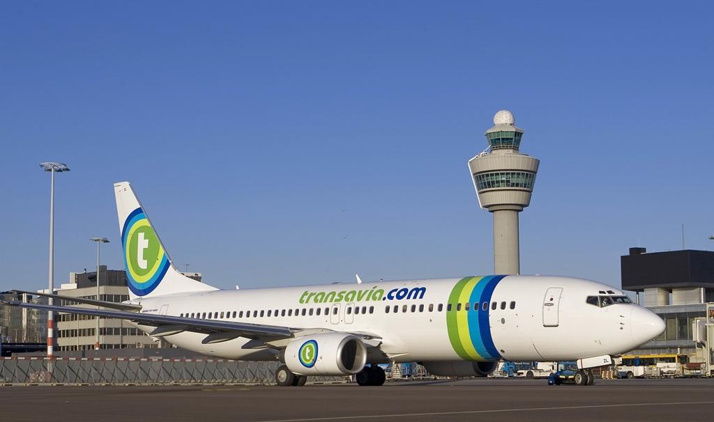 Transavia Boeing 737-800NG az eddigi festésmintában. (Fotó: Transavia) | © AIRportal.hu