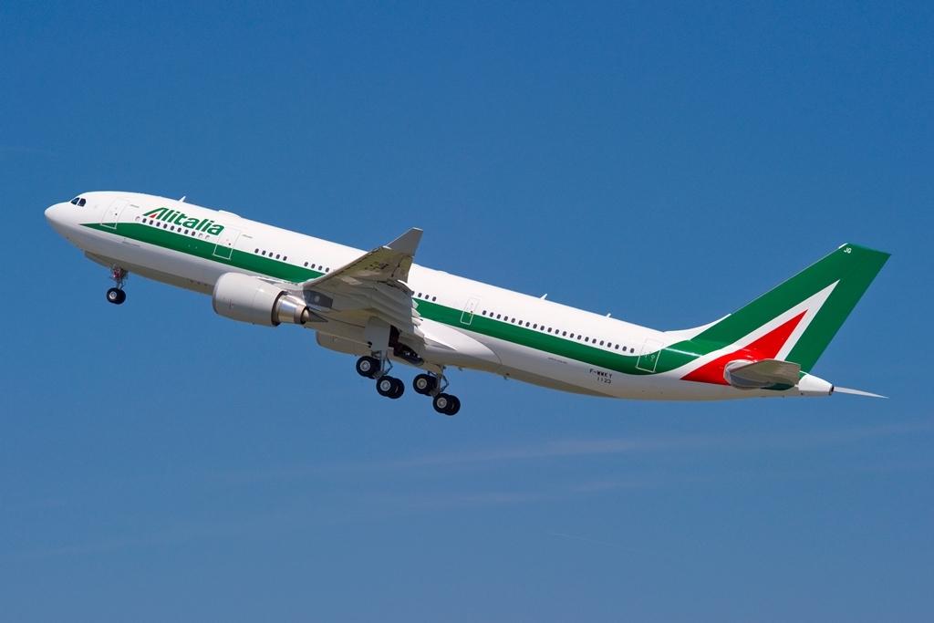 Az Alitalia legfontosabb szélestörzsű típusa a közeli tervekben az A330-200-as. (Fotó: Airbus) | © AIRportal.hu