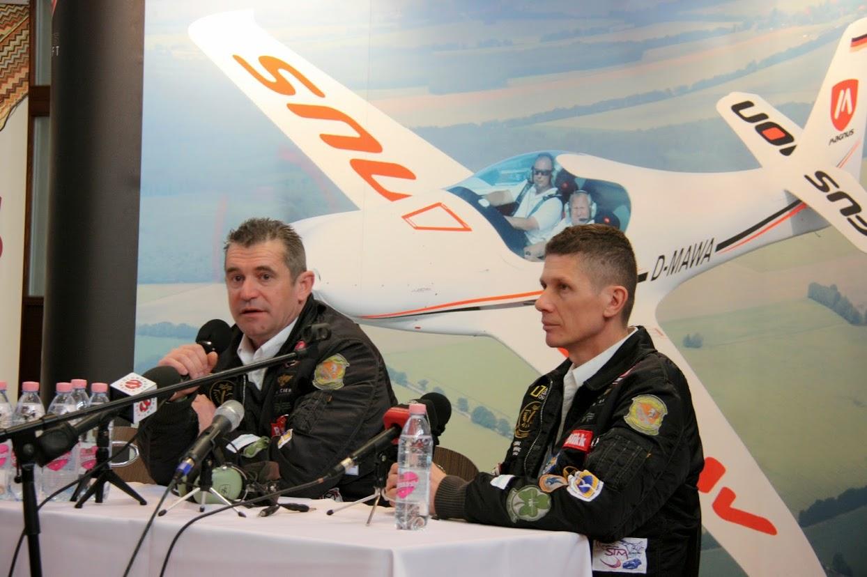 A sajtótátájékoztatón. (Fotó: Budapest Airport) | © AIRportal.hu