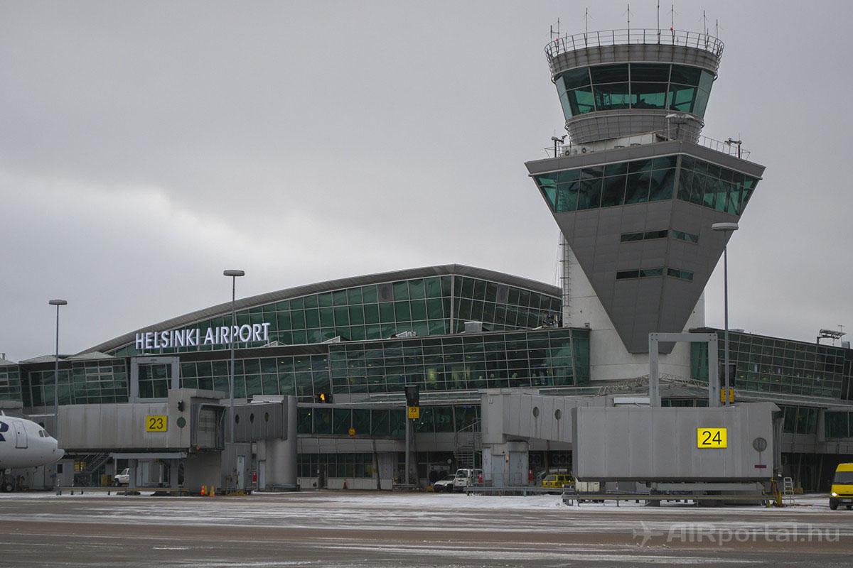 A Helsinki-Vantaa repülőtér. | © AIRportal.hu