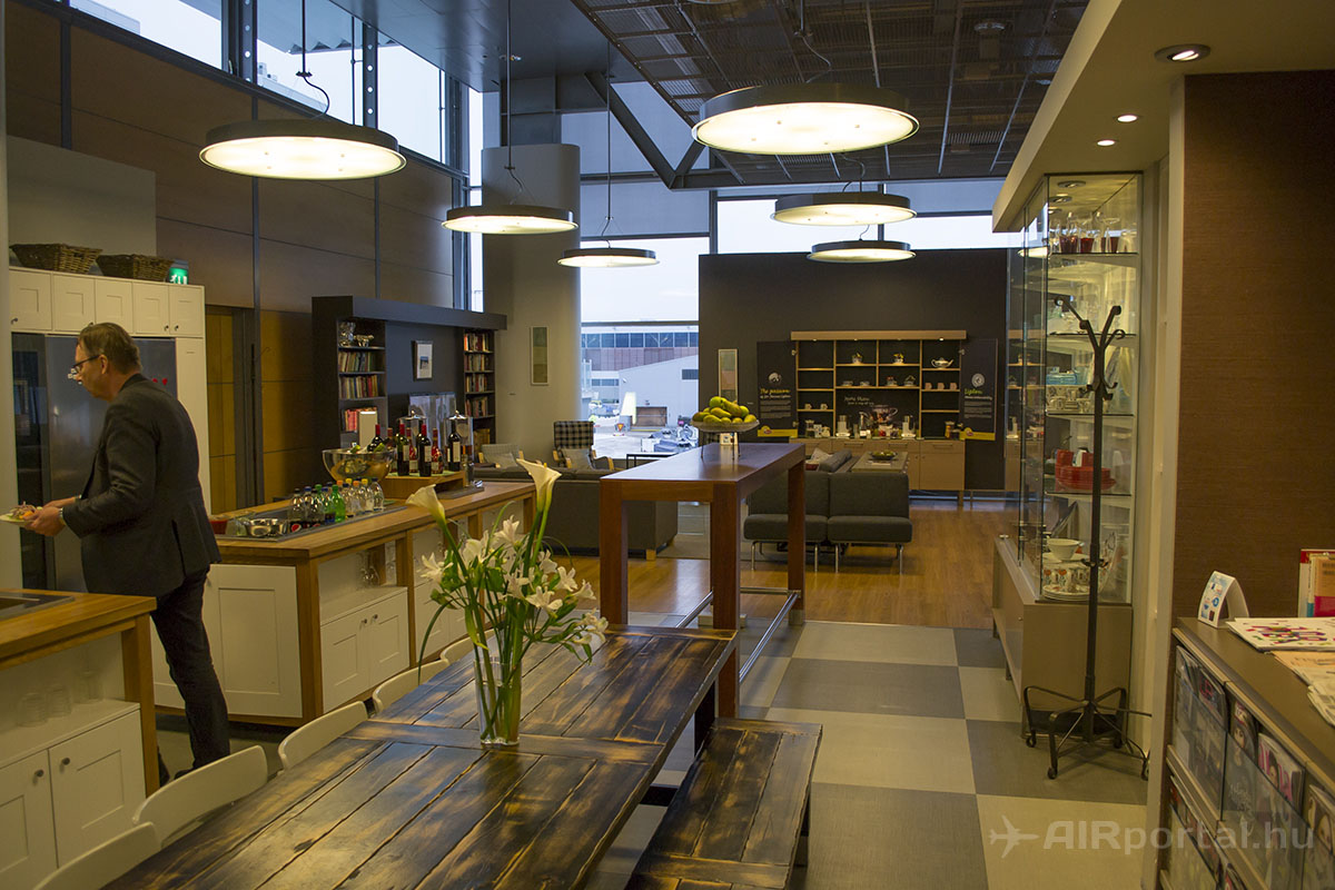 Hasonló szolgáltatások, de otthonosabb közeg. | © AIRportal.hu