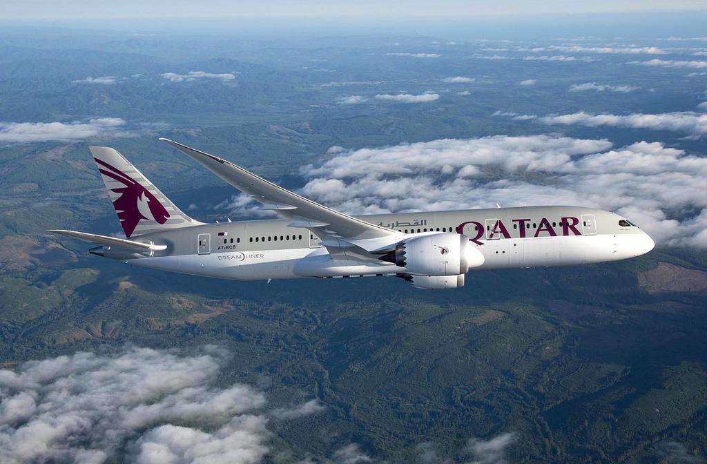 A Qatar Airways az első légitársaság a Közel-Keleten, amely Boeing 787-est üzemeltet. (Fotó: Boeing Company) | © AIRportal.hu