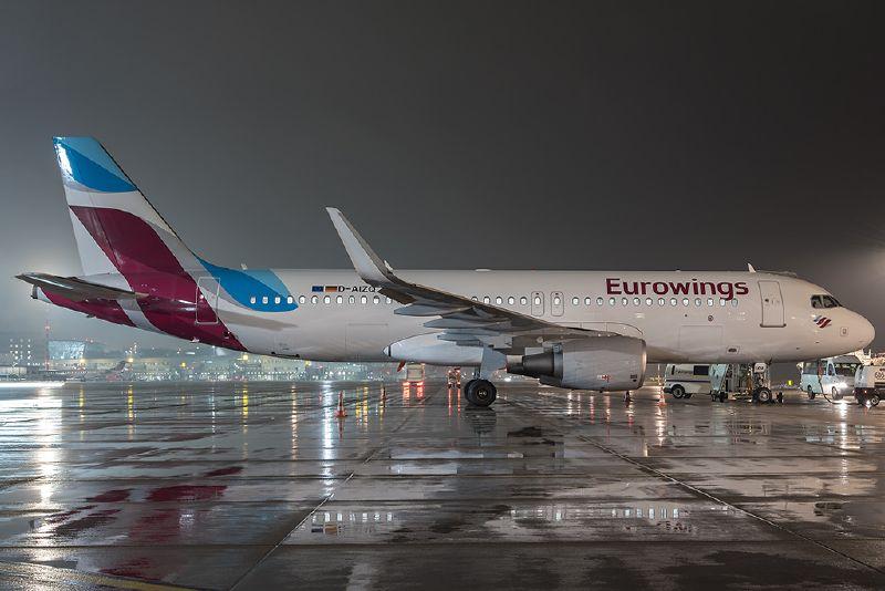 Letisztult és modern lett az Eurowings új külseje. (Fotó: Lufthansa Group)   © AIRportal.hu