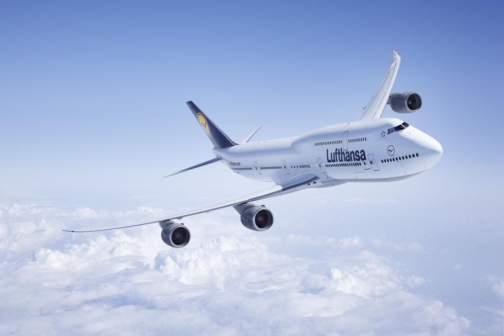 Boeing 747-8-asból hamarosan lesz egy különleges, retro festésű is a flottában. (Fotó: Lufthansa) | © AIRportal.hu