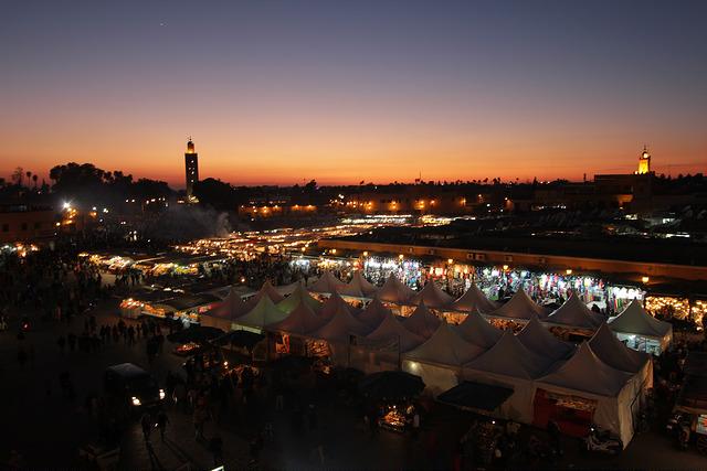 Jamaa Lafna, Marrakesh főtere(Fotó: Rimóczi Roland - AIRportal.hu) | © AIRportal.hu