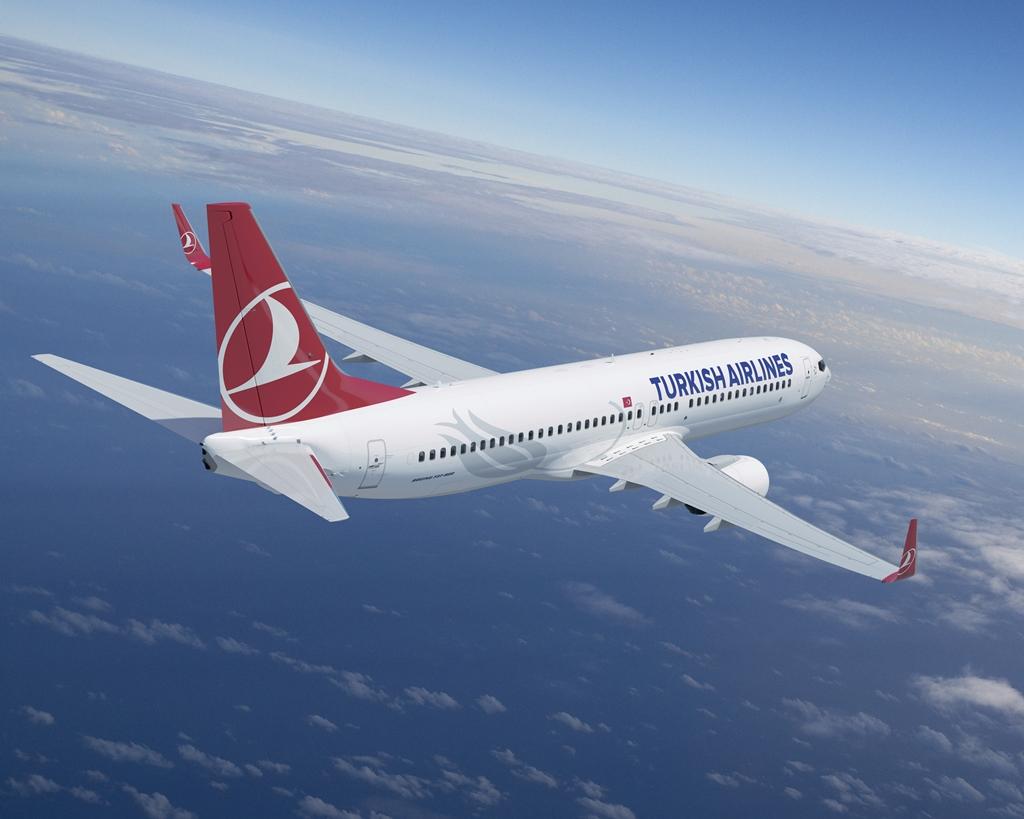 A budapesti járaton továbbra is a flotta keskenytörzsű típusai közlekednek. A képen egy Boeing 737-800NG látható. (Fotó: Boeing Company) | © AIRportal.hu