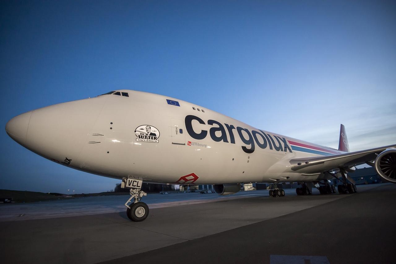 A Cargolux 2015. március 5-én vette át a legújabb, tizenkettedik Boeing 747-8F típusát. (Fotó: Boeing Company)   © AIRportal.hu