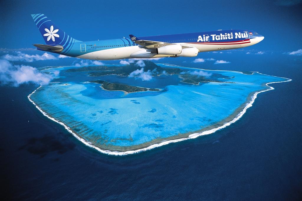 Az Air Tahiti Nui a Boeing 787-9-est nevezte meg az A340-300-asai  váltótípusának. (Fotó: Airbus)   © AIRportal.hu