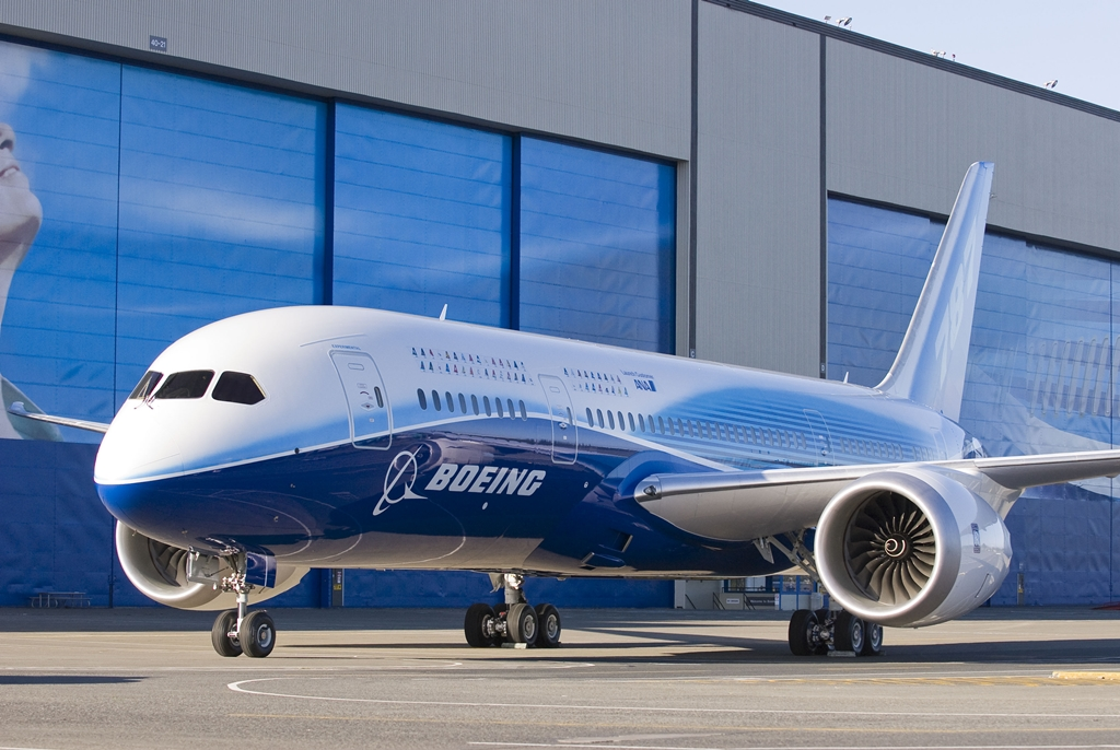 A következő új Boeing típus, a 787-es Dreamliner lehet. (Fotó: Boeing Company) | © AIRportal.hu