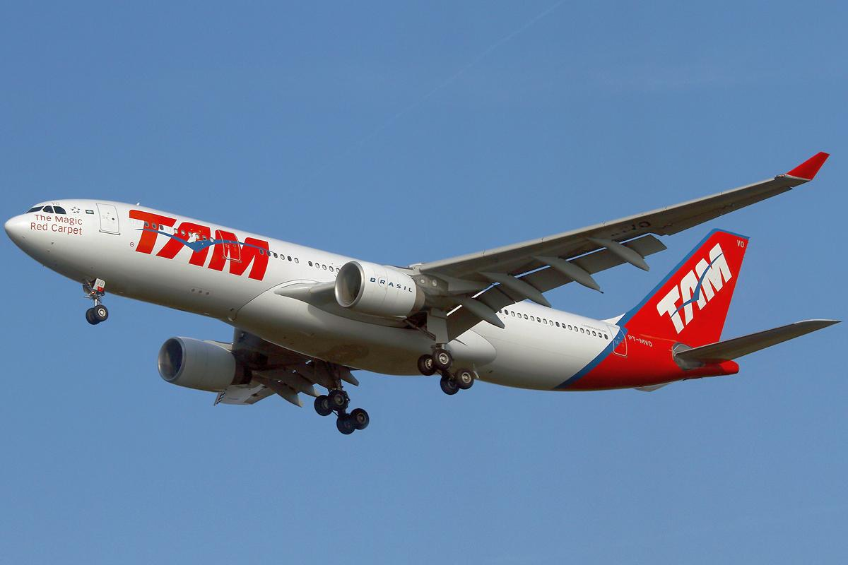 Barcelonát hetente háromszor a TAM fogja repülni A330-200-as típusaival. (Fotó: Konstantin von Wedelstaedt - Wikimedia) | © AIRportal.hu