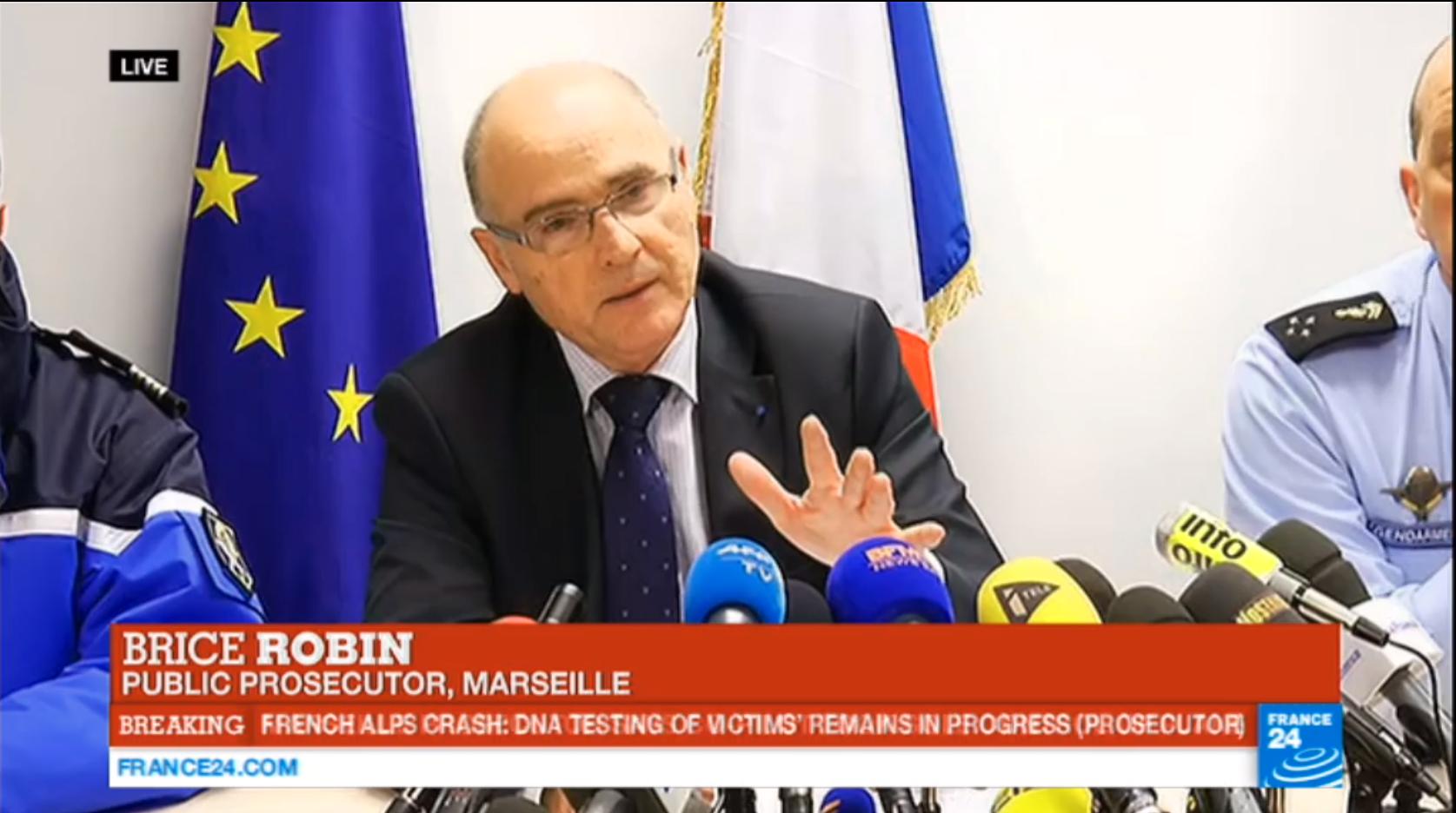 Kép az élőben közvetített sajtótájékoztatóról. | © AIRportal.hu