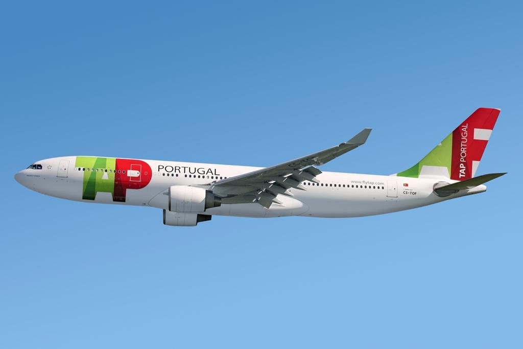 A TAP szélestörzsű flottájának gerincét alkotó Airbus A330-200-as. (Fotó: TAP Portugal) | © AIRportal.hu