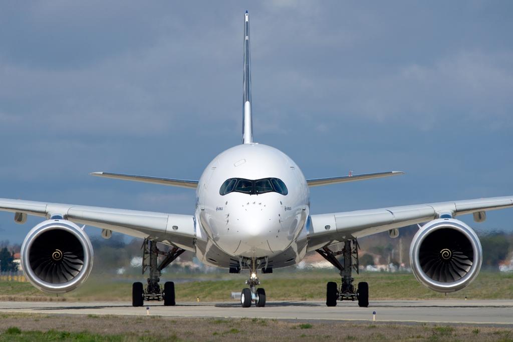 A TAP 2017-ben a megrendelt tizenkettőből öt darab A350-900-ast készül átvenni az Airbustól. (Fotó: Airbus) | © AIRportal.hu