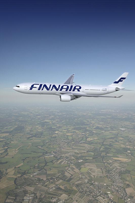 Az A350-esek után az A330-asokon lesz először fedélzeti WiFi a Finnairnél. | © AIRportal.hu