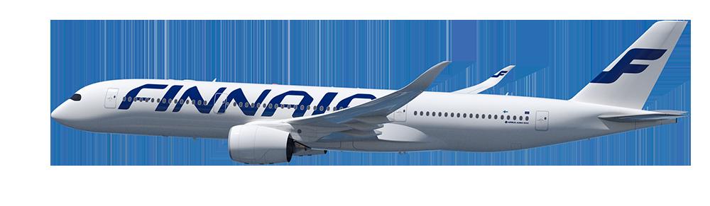 Finnair A350-900XWB computer grafika. (Forrás: Finnair)   © AIRportal.hu