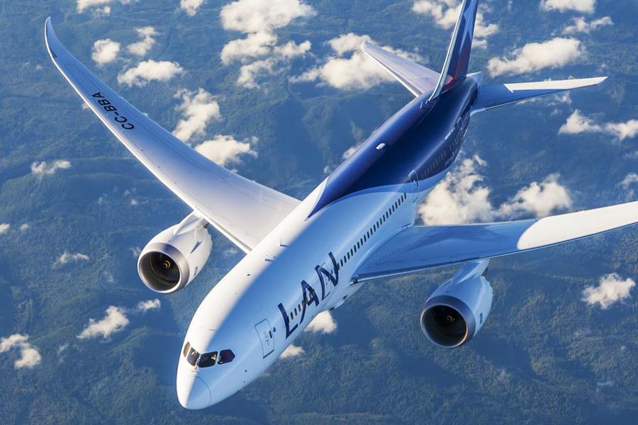 Hamarosan a Lan Perú is hasonló Dreamlinerek üzemeltetőjévé válik. (Fotó: LAN Airlines) | © AIRportal.hu