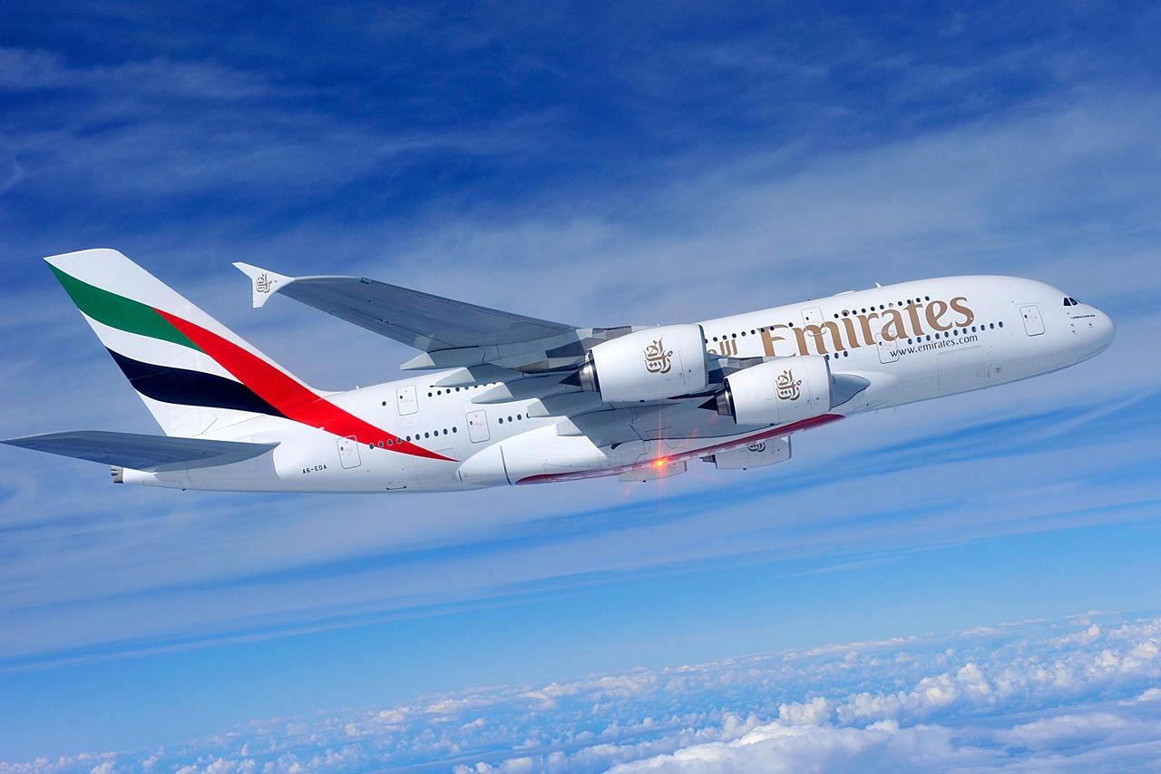 Az Emirates flottában jelenleg 60 darab A380-800-as teljesít szolgálatot Engine Alliance hajtóművekkel. (Fotó: Airbus) | © AIRportal.hu