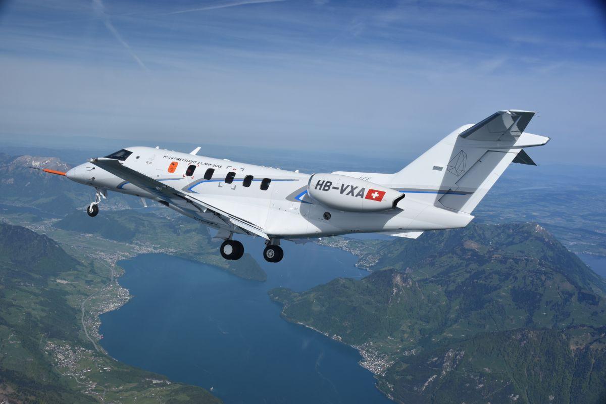 Fotó: Pilatus Aircraft   © AIRportal.hu