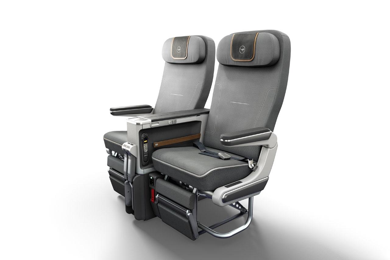 Lufthansa Premium Economy ülés. (Fotó: Lufthansa)   © AIRportal.hu