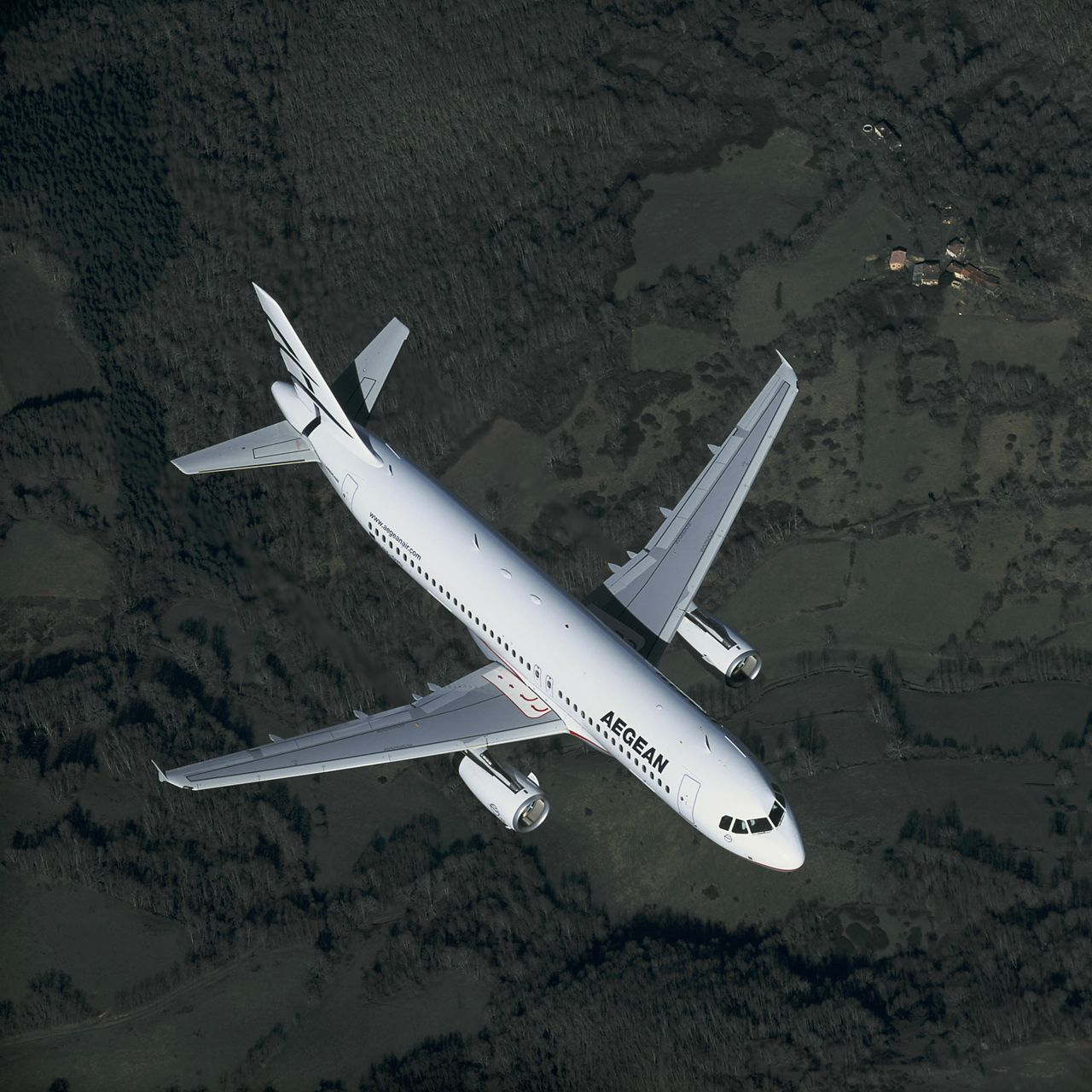 Aegean Airlines Airbus A320-as. (Fotó: Aegean Airlines)   © AIRportal.hu
