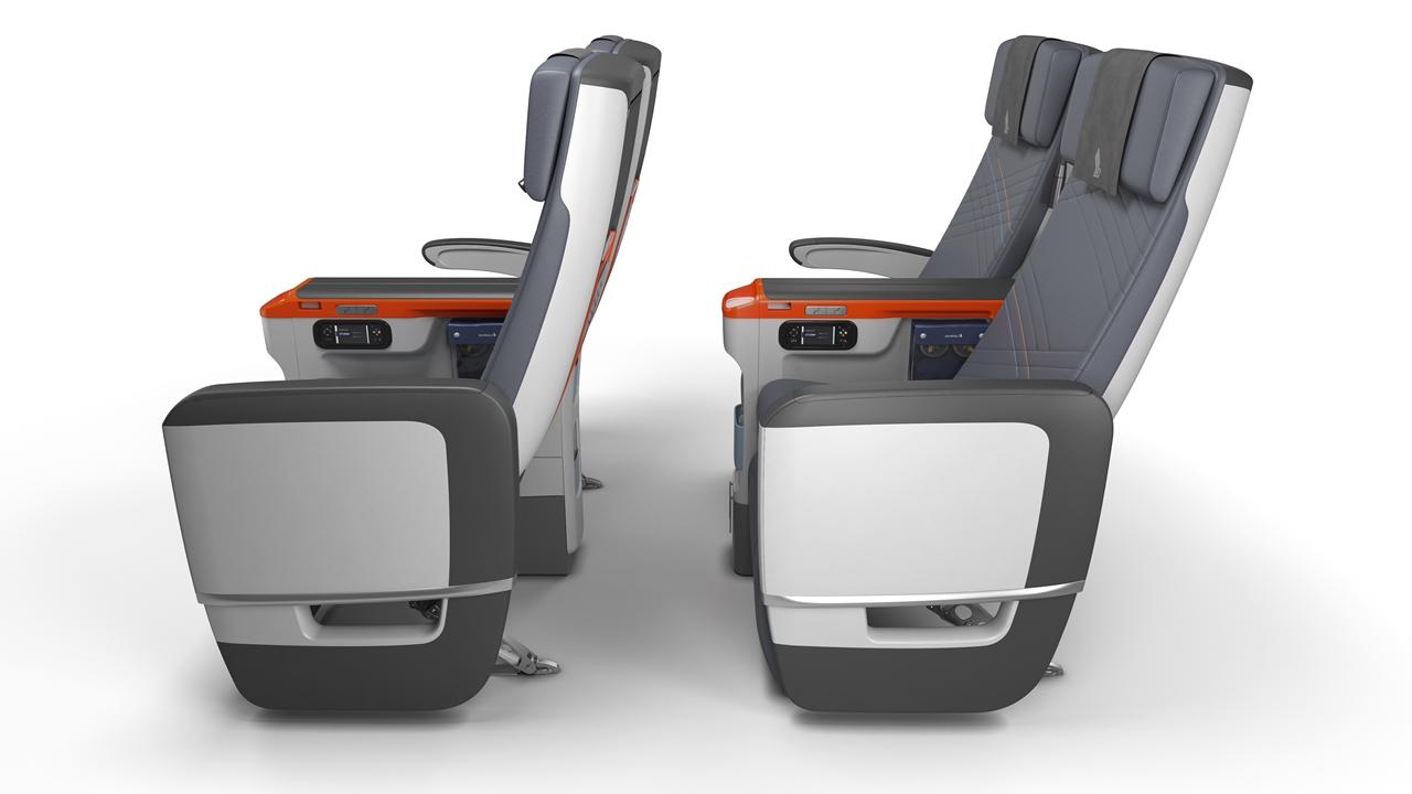 Az ülések elrendezése a típuson 2-4-2 lesz. (Fotó: Singapore Airlines) | © AIRportal.hu