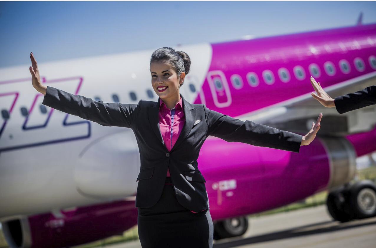 Amati Alexandra - Fotó: Wizz Air   © AIRportal.hu