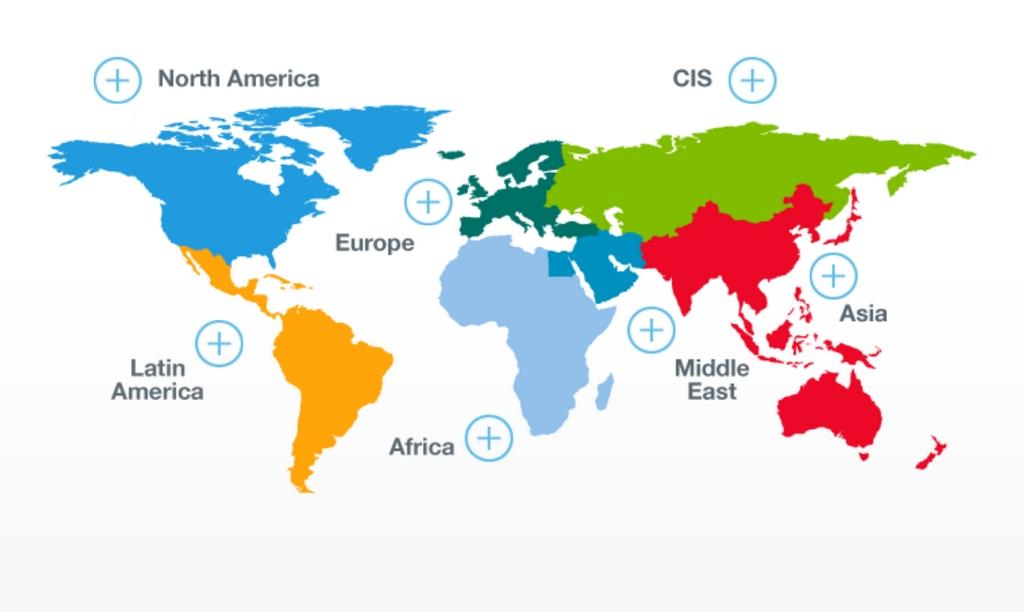 Pirossal a legnagyobb felvevőpiac, Ázsia-Óceánia. (Forrás: Boeing Company) | © AIRportal.hu
