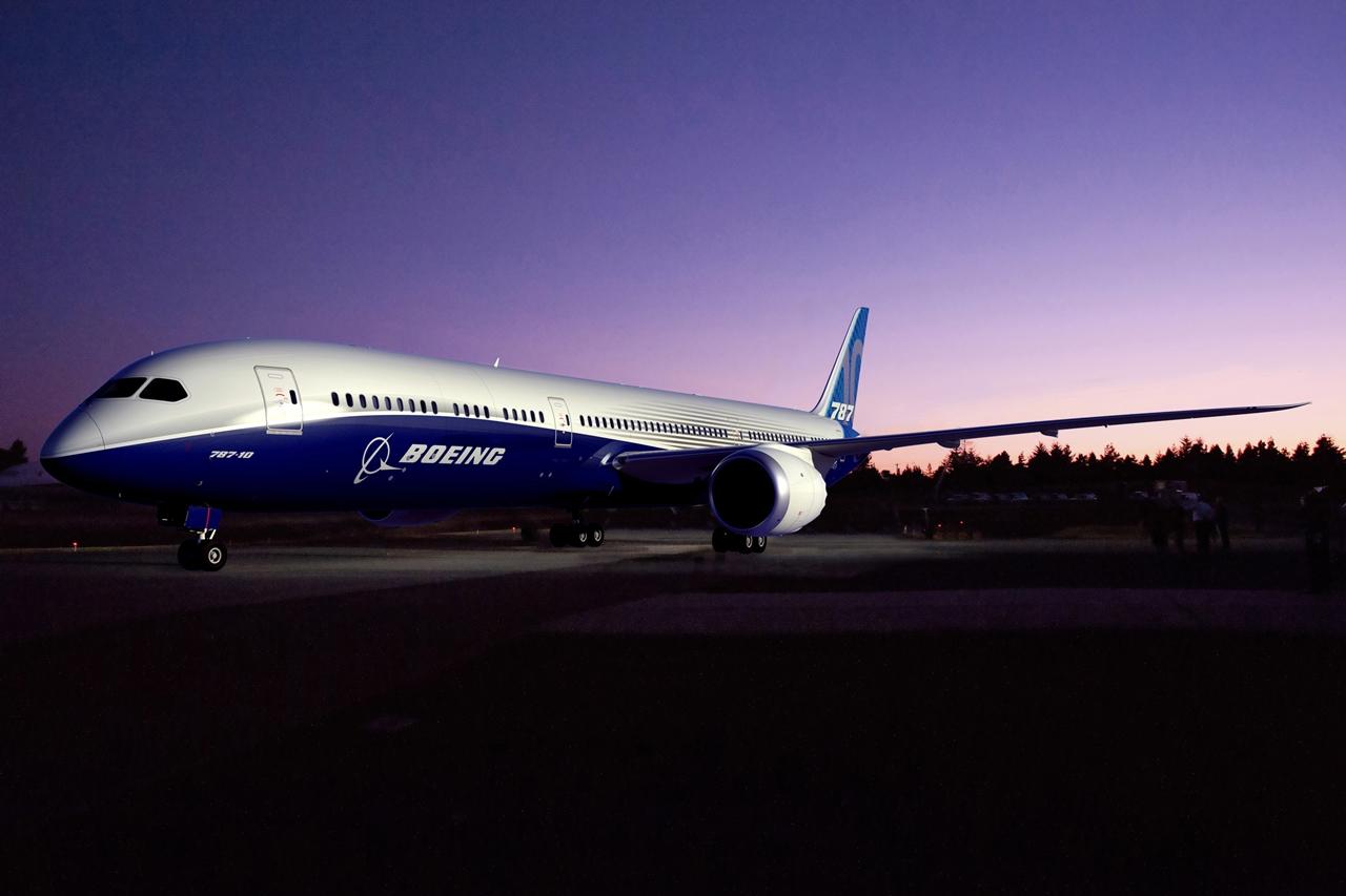 Boeing 787-10-es, amely csakis a Boeing dél-karolinai üzemében fog készülni. (Fotó: Boeing Company) | © AIRportal.hu