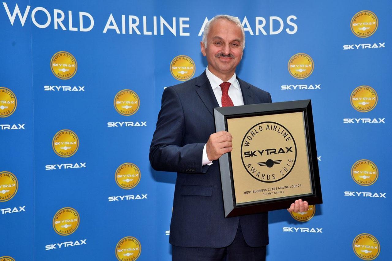Temel Kotil, az Európa legjobb légitársaságának választott Turkish Airlines vezérigazgatója. (Fotó: Turkish Airlines) | © AIRportal.hu