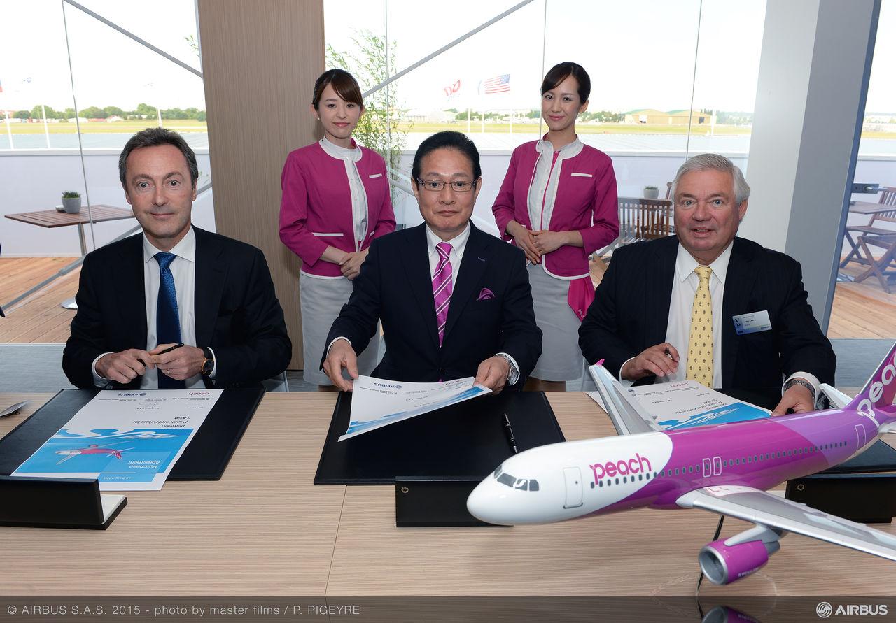 Aláírási ceremónia Fotó: Airbus | © AIRportal.hu
