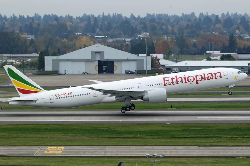 A Boeing  777-300ER jelenleg az Ethiopian-flotta legnagyobb utasszállító típusa. (Fotó: Ethiopian Airlines) | © AIRportal.hu