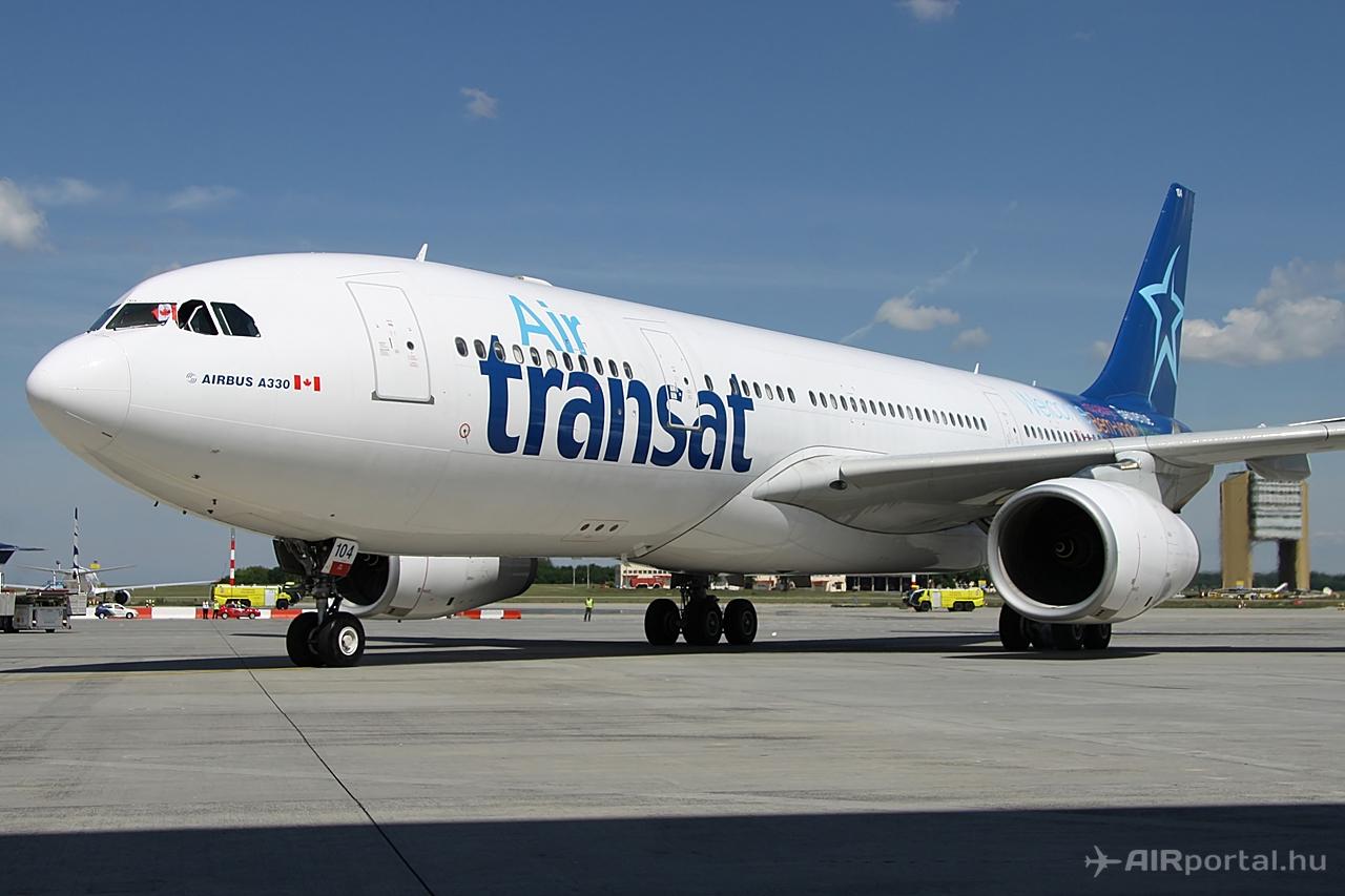 Impozáns látvány az A330-as. Budapestre az Emirates és az Air China is ezzel a típussal közlekedik. Fotó: Csemniczky Kristóf - AIRportal.hu | © AIRportal.hu