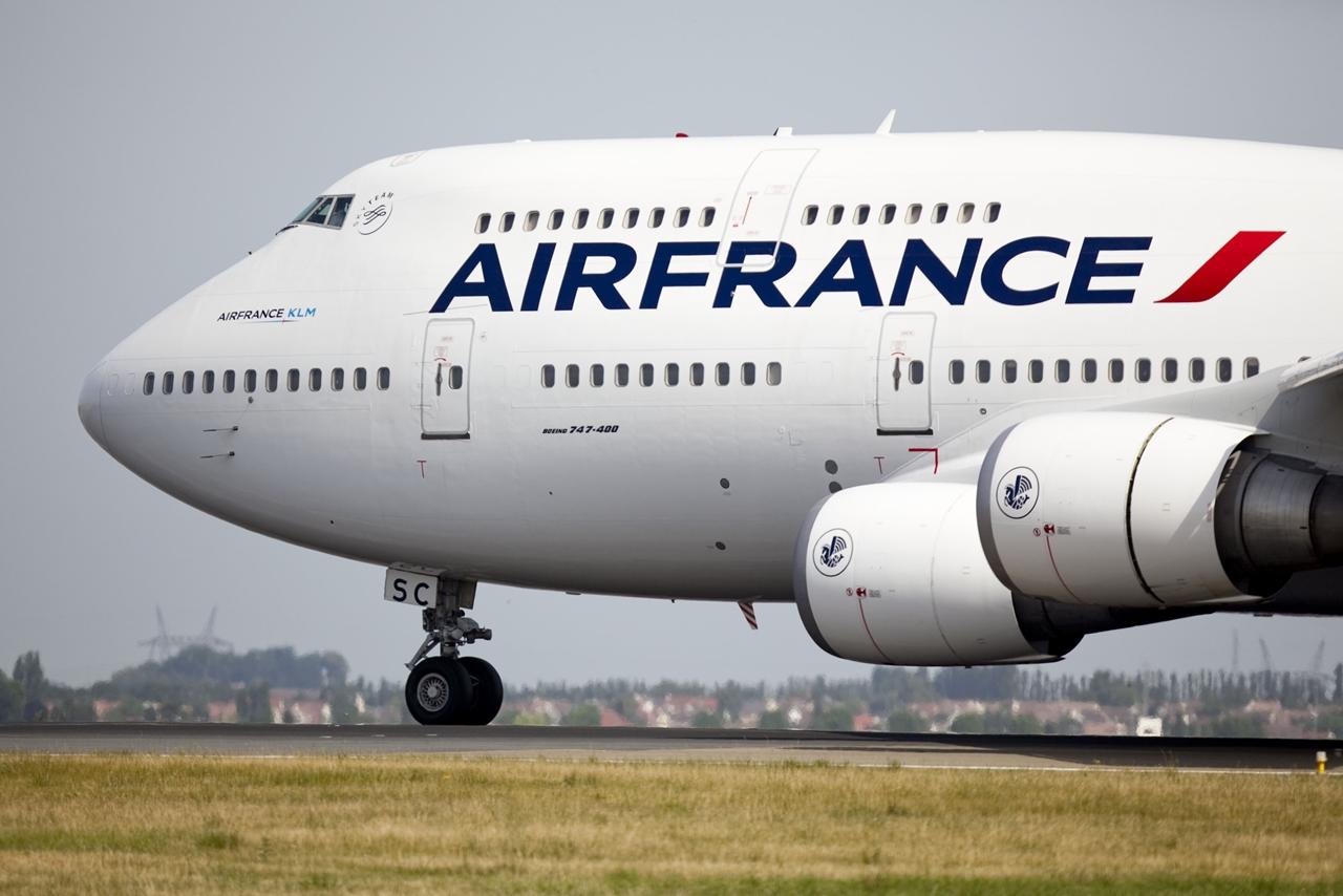 Még öt darab ilyen Boeing 747-400-asa van az Air France-nak. (Fotó: Air France)   © AIRportal.hu