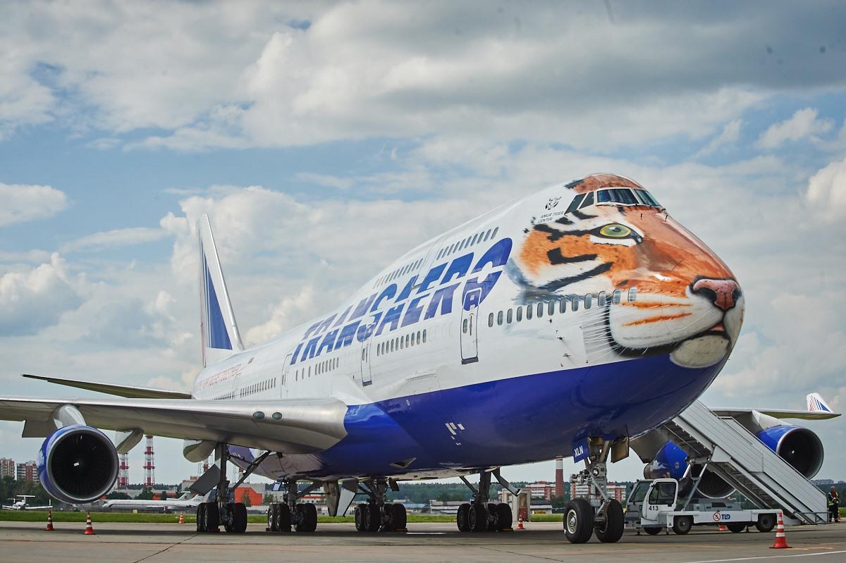 Fotó: Transaero Airlines | © AIRportal.hu