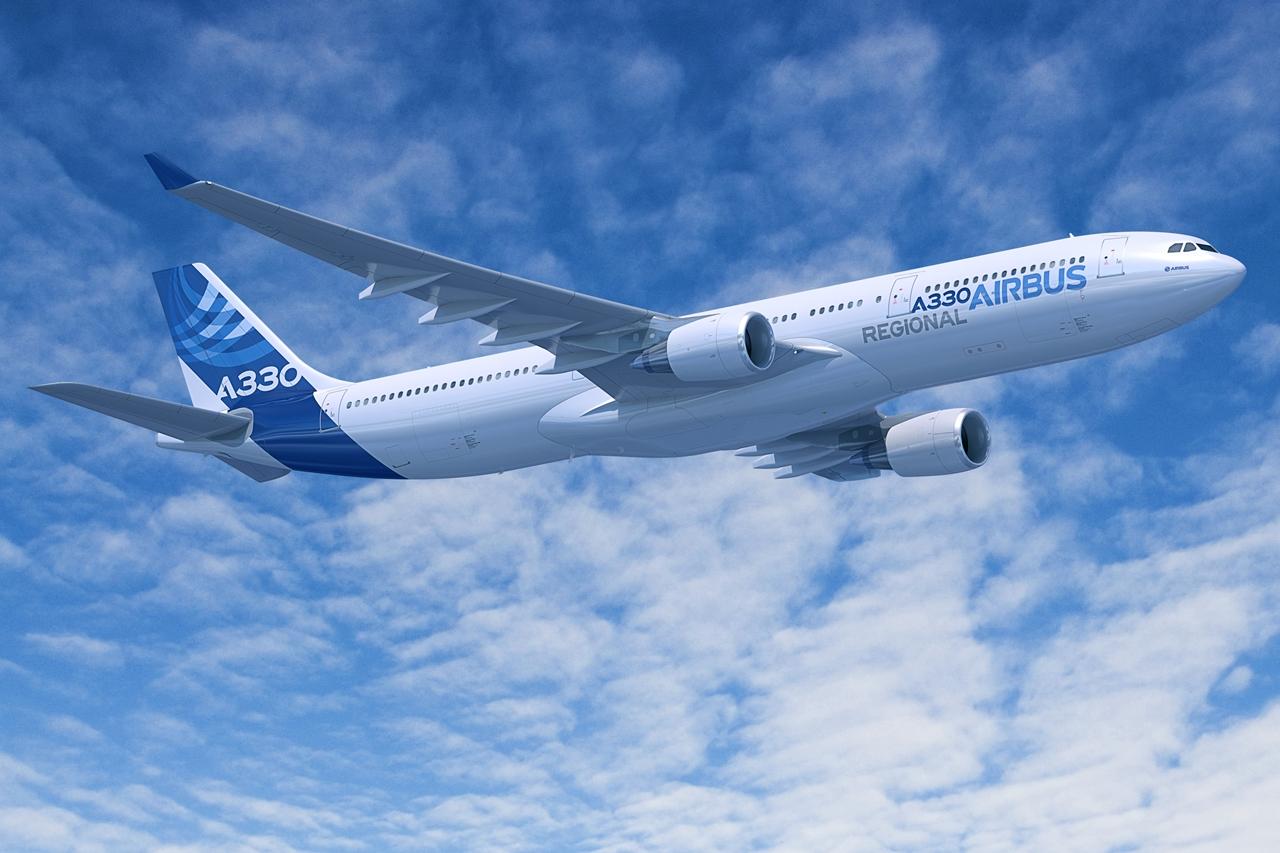 A330 Regional egyelőre csak látványterven. A Saudia lesz az indító, de hogy mikor azt még nem tudni. (Fotó: Airbus) | © AIRportal.hu