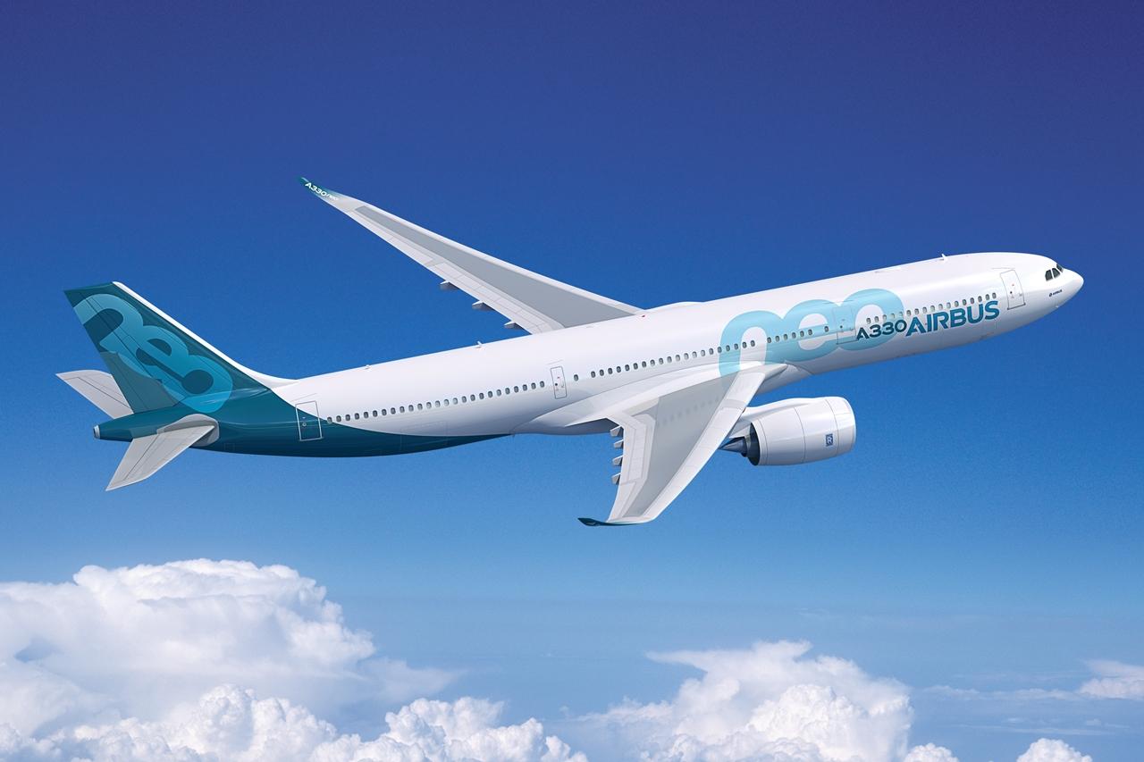 A TAP új tulajdonosa a hosszabb törzsű, A330-300-ason alapuló A330-900neo-t választotta. (Fotó: Airbus)   © AIRportal.hu