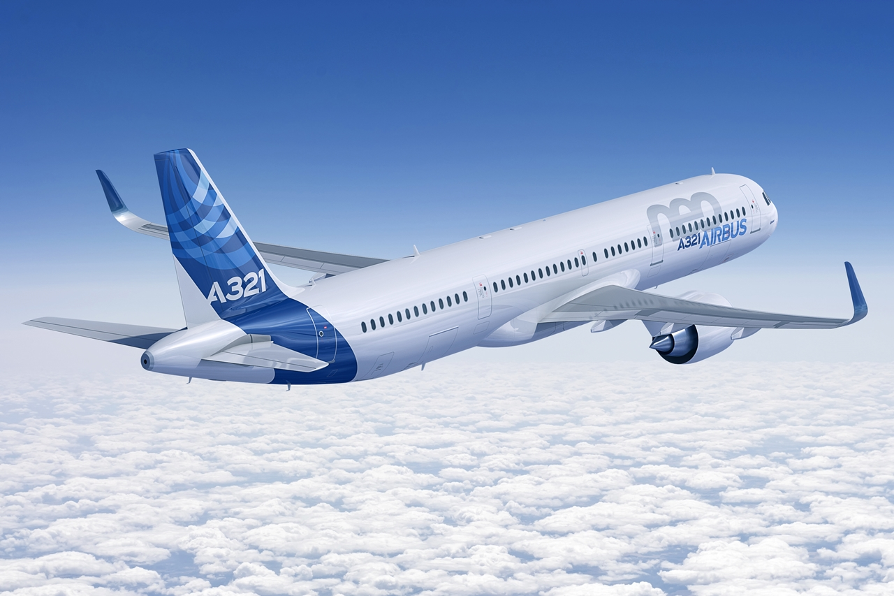 Az A321neoLR-rel elsősorban az Egyesült Államokba és néhány brazíliai városba repülne a TAP. (Fotó: Airbus)   © AIRportal.hu