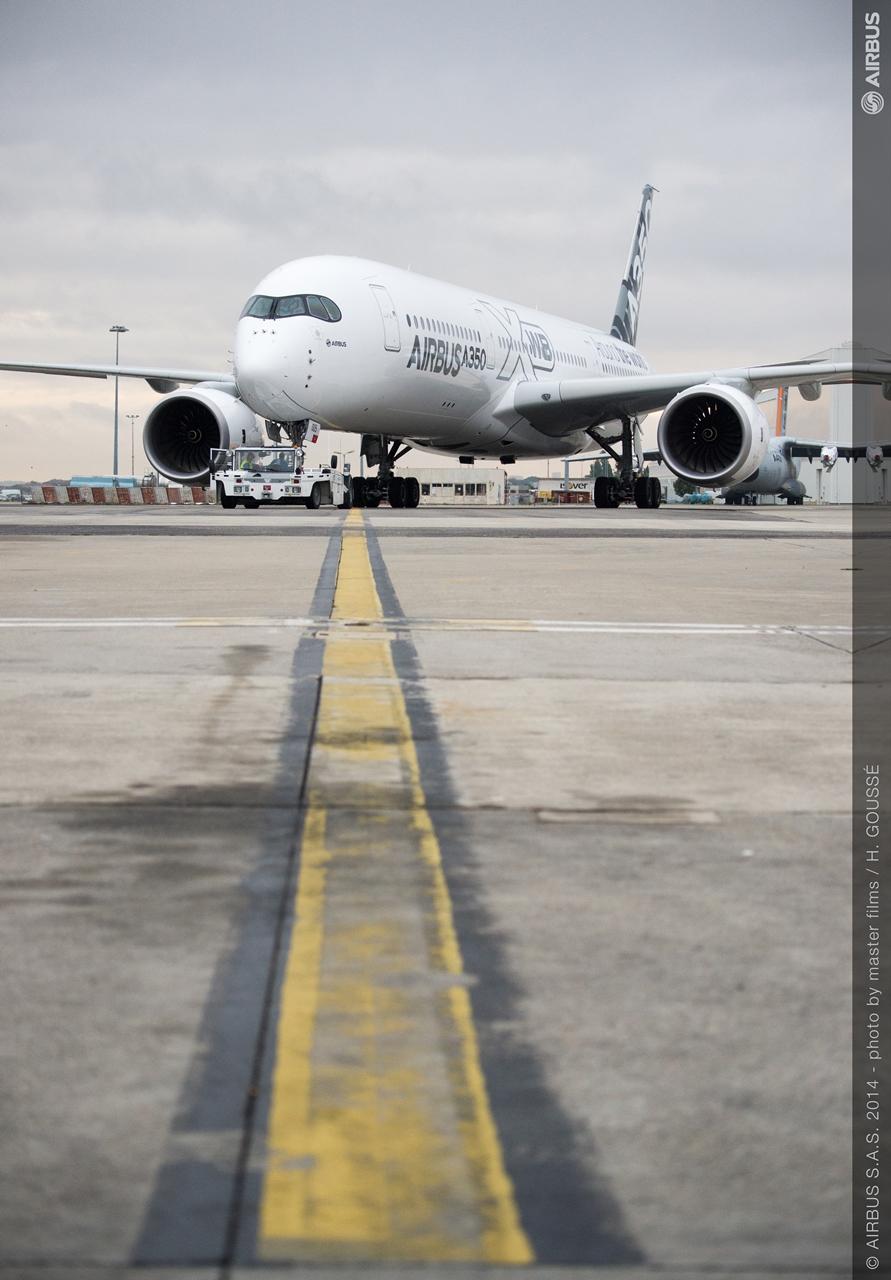 Az Airbus egyelőre nem közölt megrendelői névsort. (Fotó: Airbus) | © AIRportal.hu