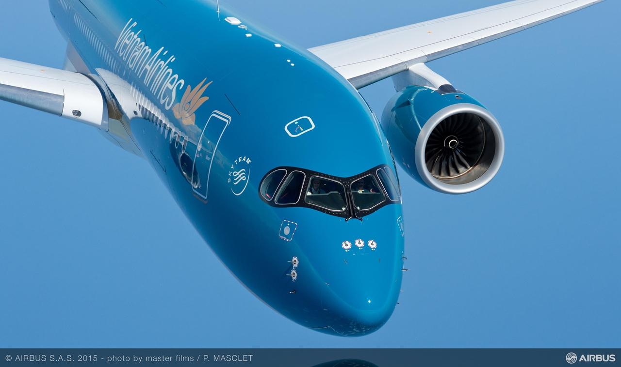 A típus első hosszú távú úti célja Párizs lesz. (Fotó: Airbus) | © AIRportal.hu